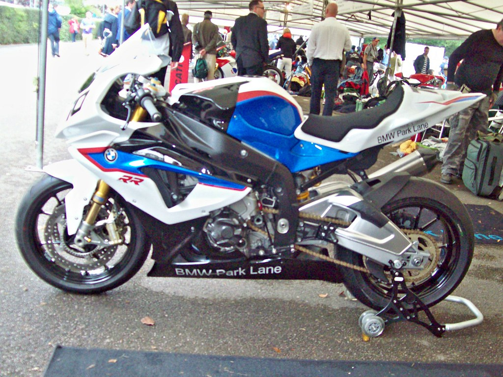 61 Bmw S100rr 2012 Bmw S100rr 2012 Engine 999cc 4