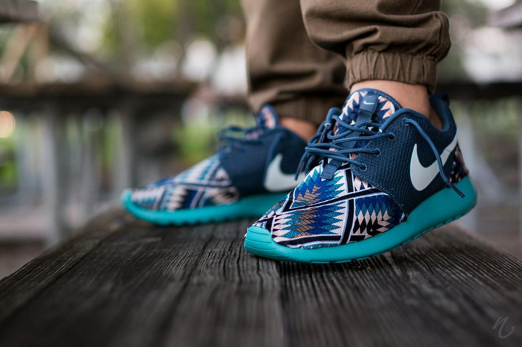 tribal nike shoes