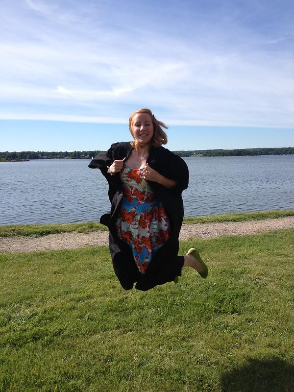 graduation! karlskrona