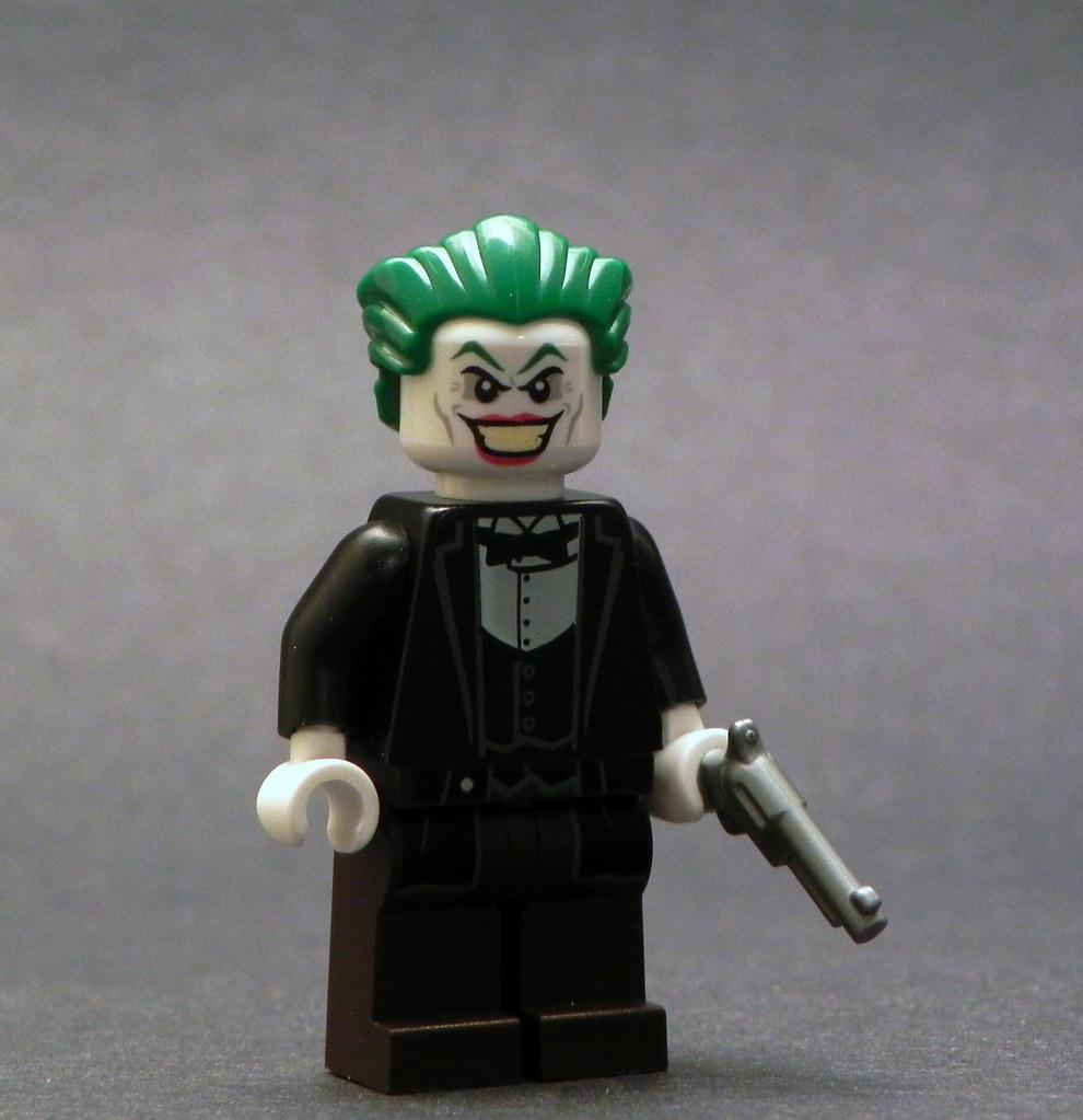 how to find joker in lego batman 2