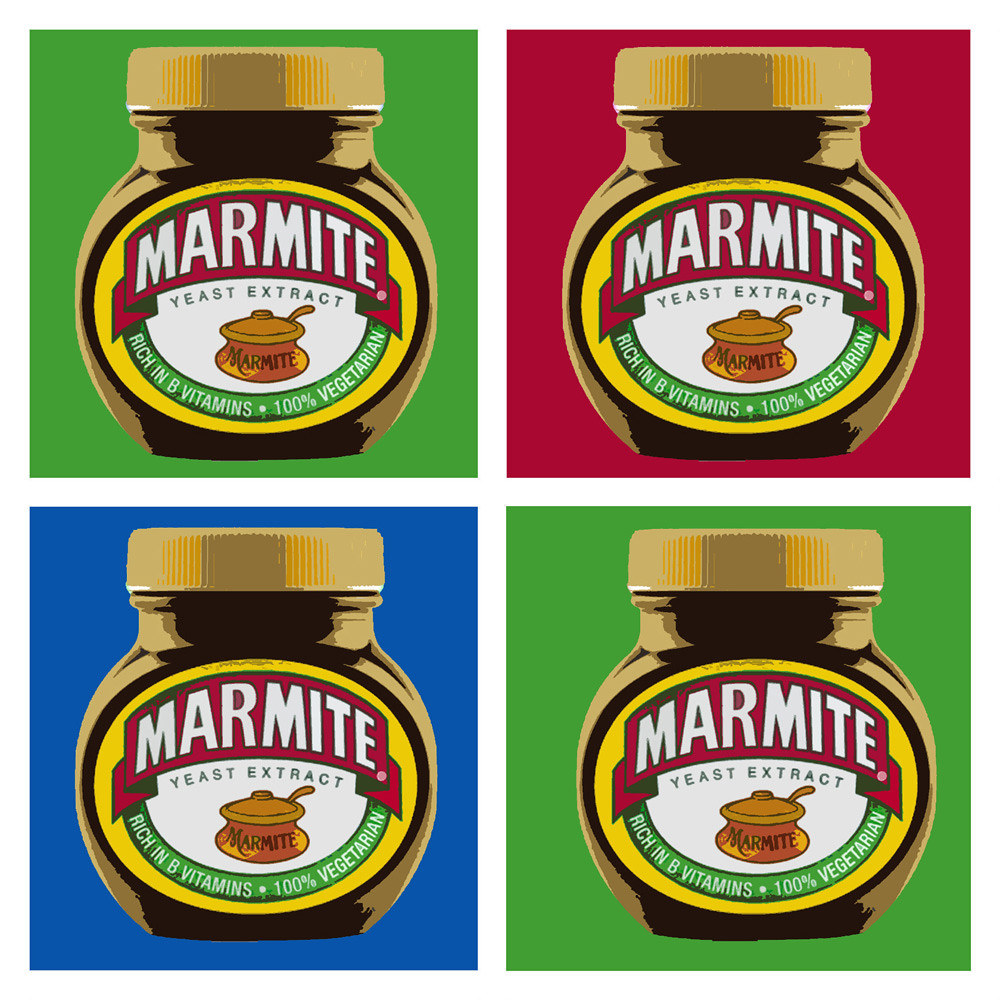 MY MATE - MARMITE | With the weather being miserable time ...