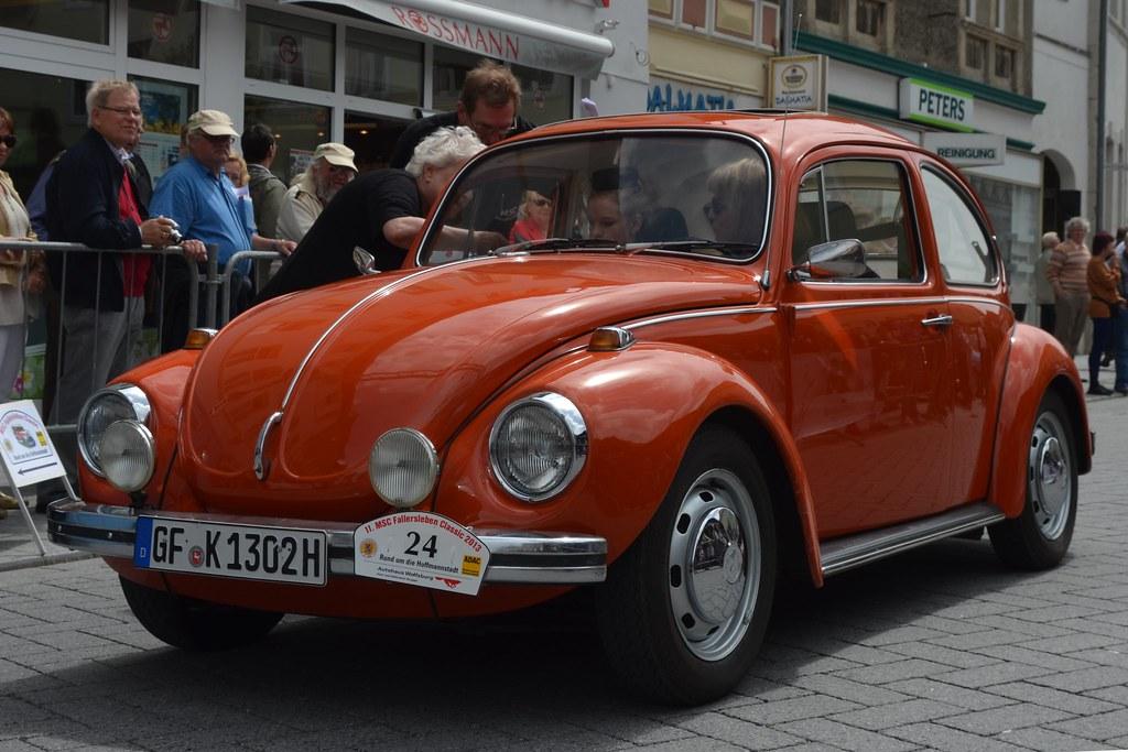 volkswagen  beetle  vw kaefer german beetle al flickr