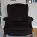 Dyeing Wingback Chair 14