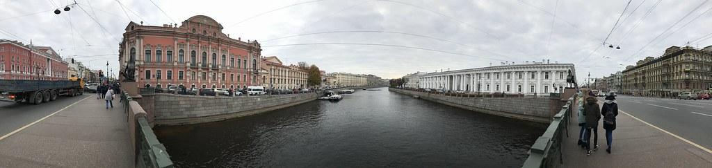 Панорама снятая на Apple iPhone 7 Plus