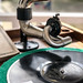 Victrola and RCA Victor record