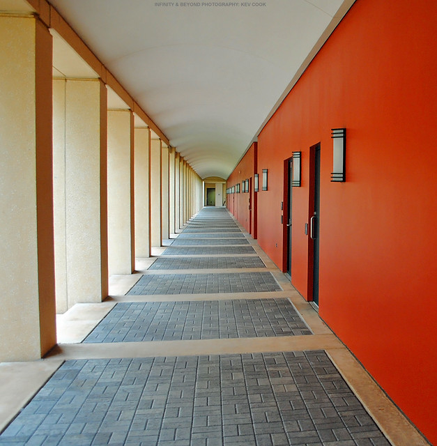 Linear Perspective Flickr Photo Sharing