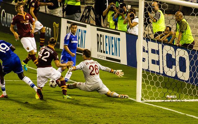 Image Result For Chelsea Vs Roma Full Match