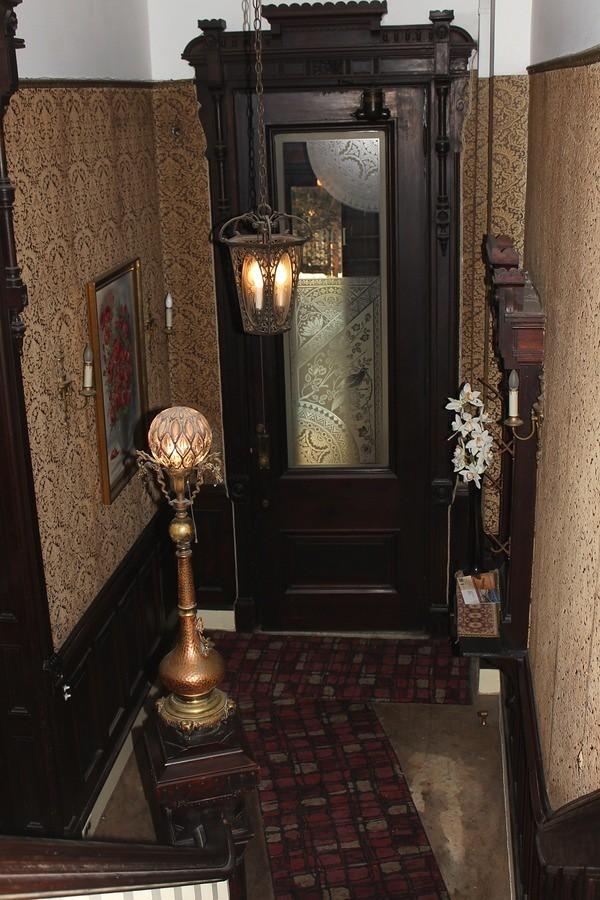 Victorian Foyer Jobs : Brooklyn saint johns place victorian vintage interior foye
