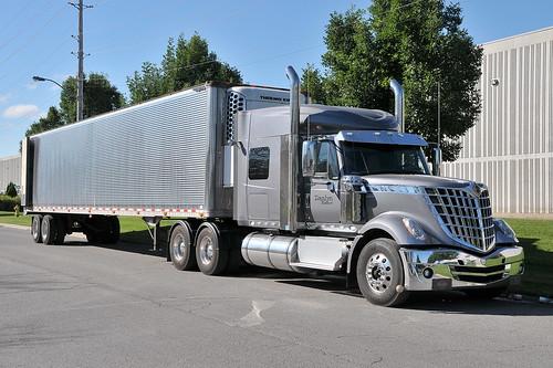 Ranlyn Transport International Lonestar Truck And Great