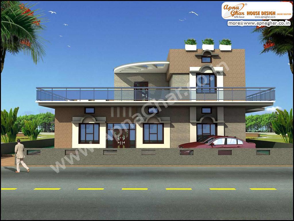 Luxury Duplex House Design Luxury Duplex House Design