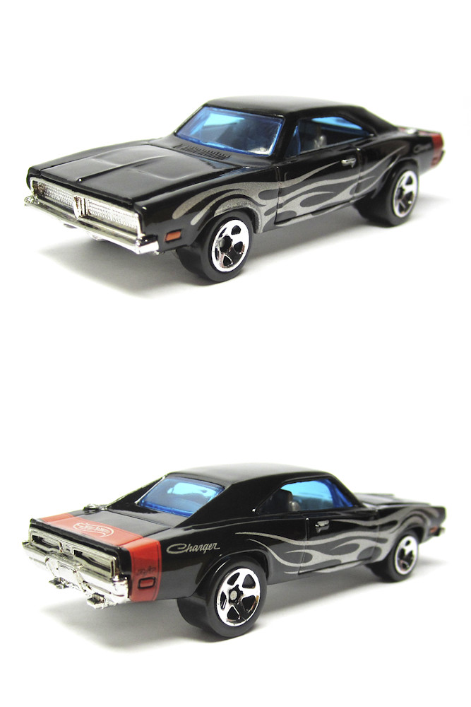 69 Charger R T: Hot Wheels 2004 '69 Dodge Charger
