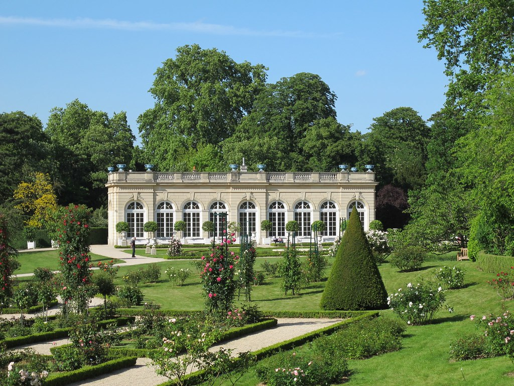L 39 orangerie jardin de bagatelle bois de boulogne paris flickr for Bagatelle jardin