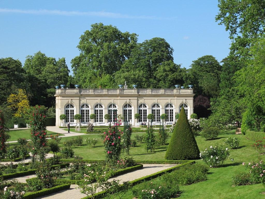 orangerie  Jardin de Bagatelle, bois de Boulogne, Paris…  Flickr ~ Jardinerie Delbard Bois Paris