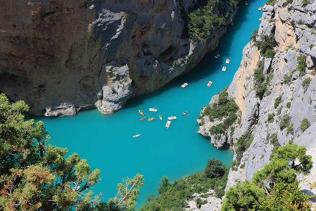 Lac du Saint Croix and Gorge du Verdon