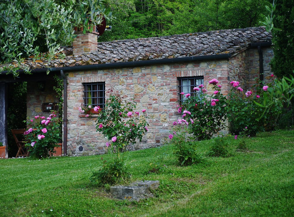 The Rose Cottage At Relais San Bruno Relais San Bruno A B Flickr
