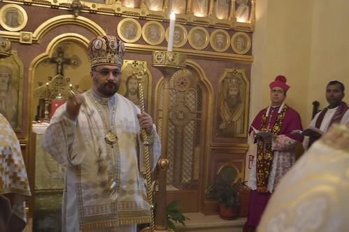 Vizita Nuntiului Mons. Miguel Maury Buendia