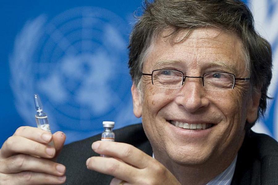 Билл Гейтс и наркотики