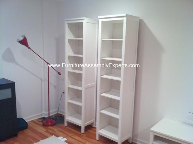 Ikea Hemnes Bookcase Assembly Service In Elkridge Md
