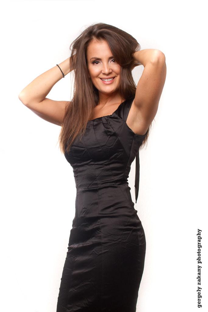 Hot Mother In Sexy Black Dress  Part Ii In Bra Wwwflickr  Flickr-5480