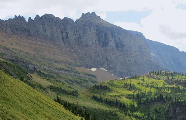 Garden Wall Highline Trail Glacier National Park Flickr Photo Sharing