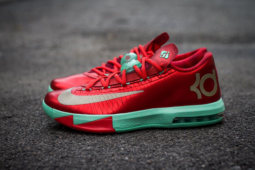 Buy Nike Kd Vi Christmas