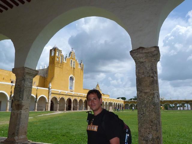 Sele en Izamal (México)