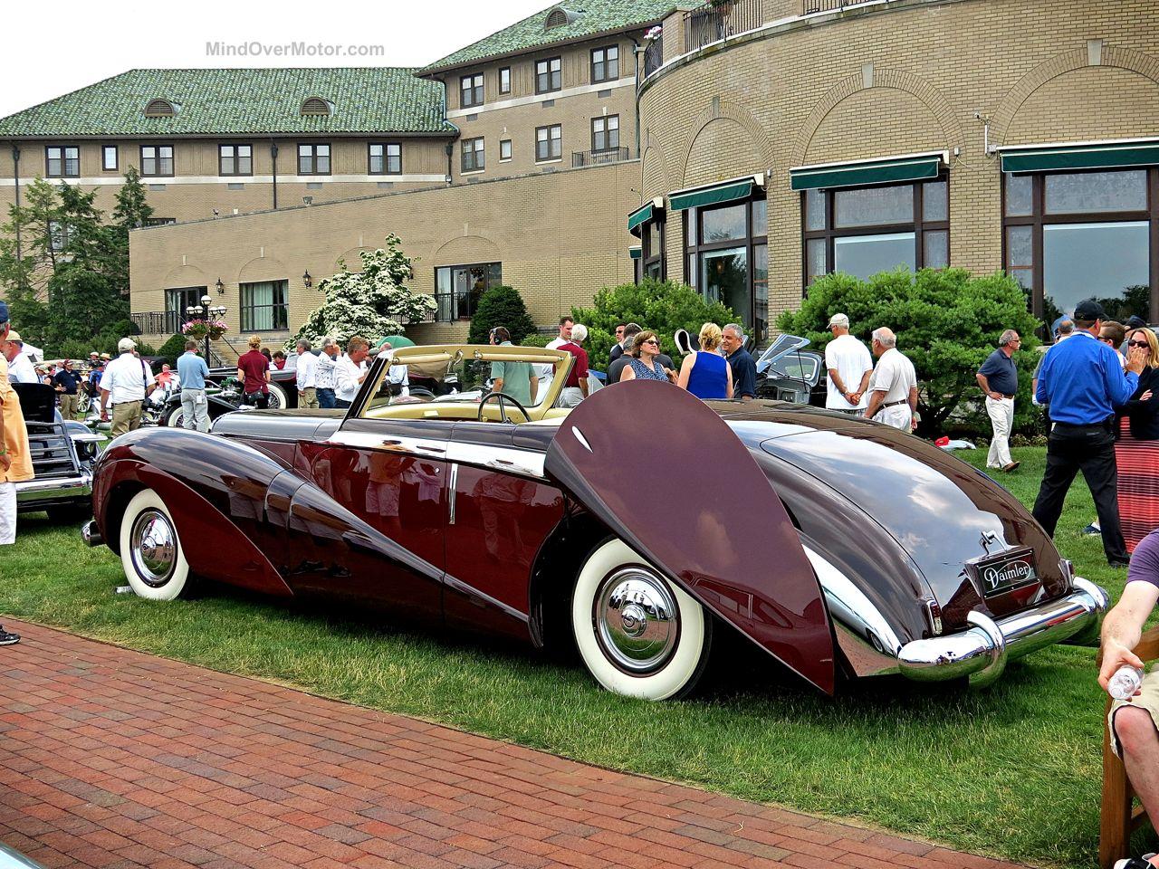 Hershey Elegance Daimler