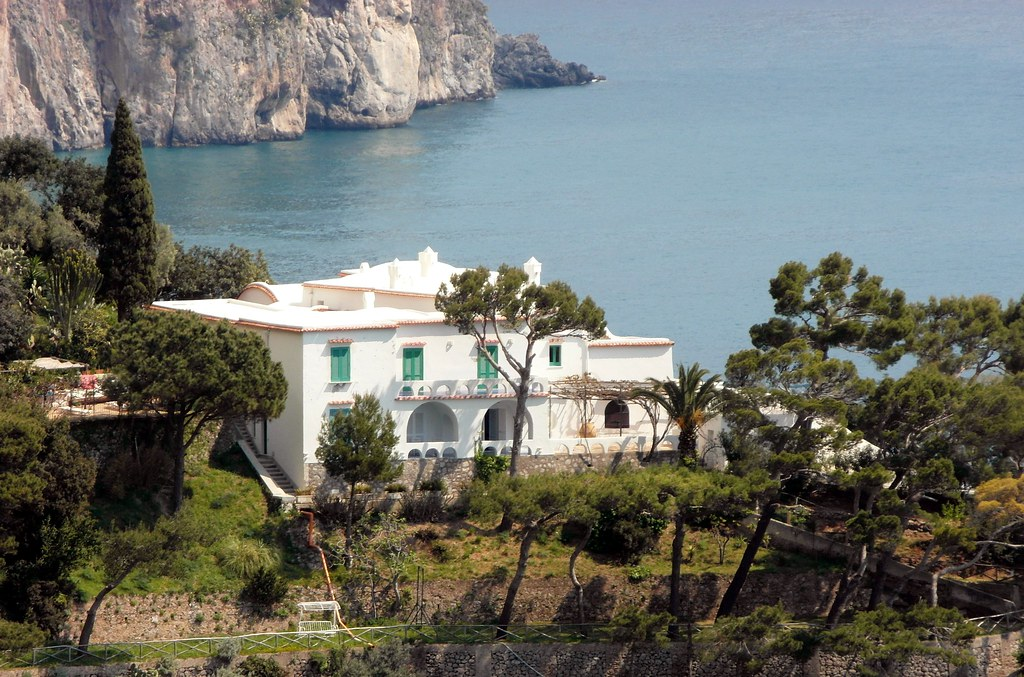 What Once Was Sophia Loren 39 S Villa On The Amalfi Coastline