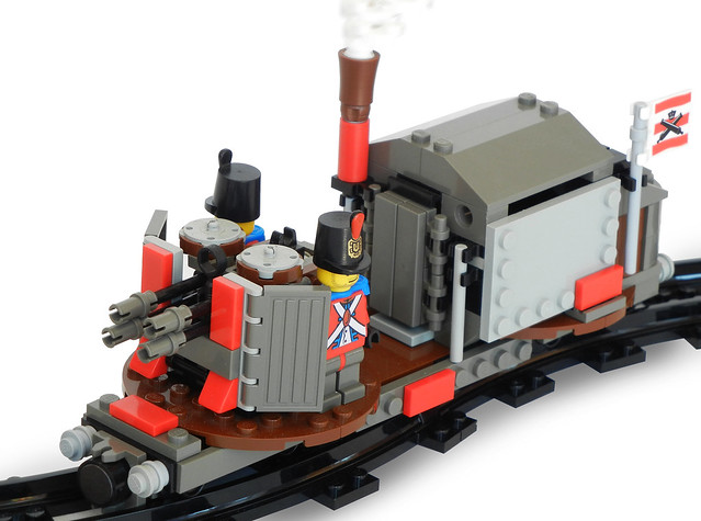 Narrow-Gauge Steam Railcraft  Mk. LXXIII