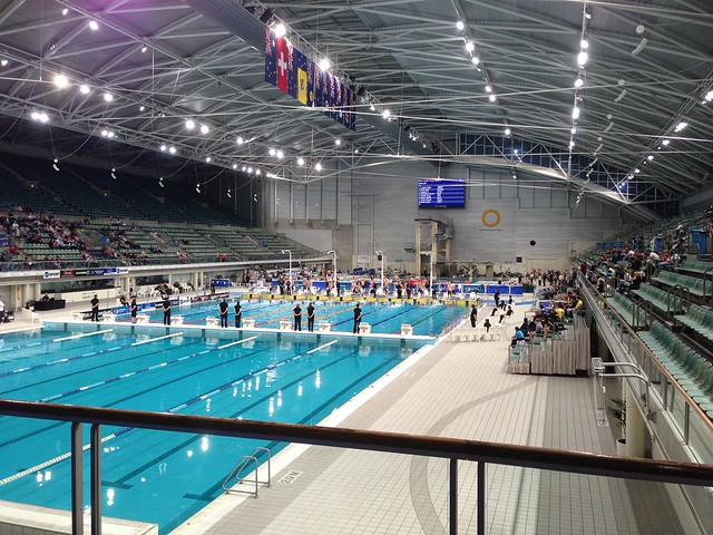 Sydney Olympic Park Aquatic Centre Explore Dushan And Miae Flickr Photo Sharing