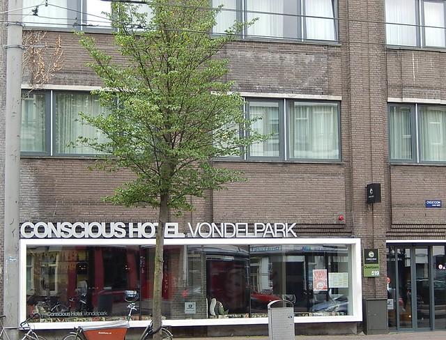 Amsterdam Hotel Conscious