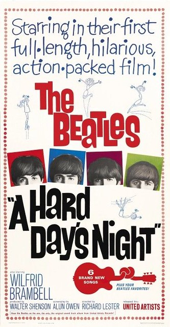 beatles_harddaysnight_poster
