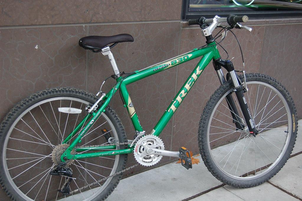 Trek Aluminum 830 42cm 375 00 Velo Bike Shop Flickr