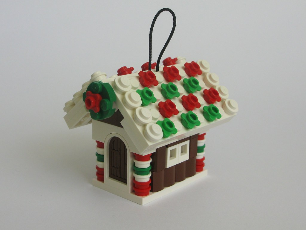 Gingerbread House Ornament | A Christmas ornament for the ...
