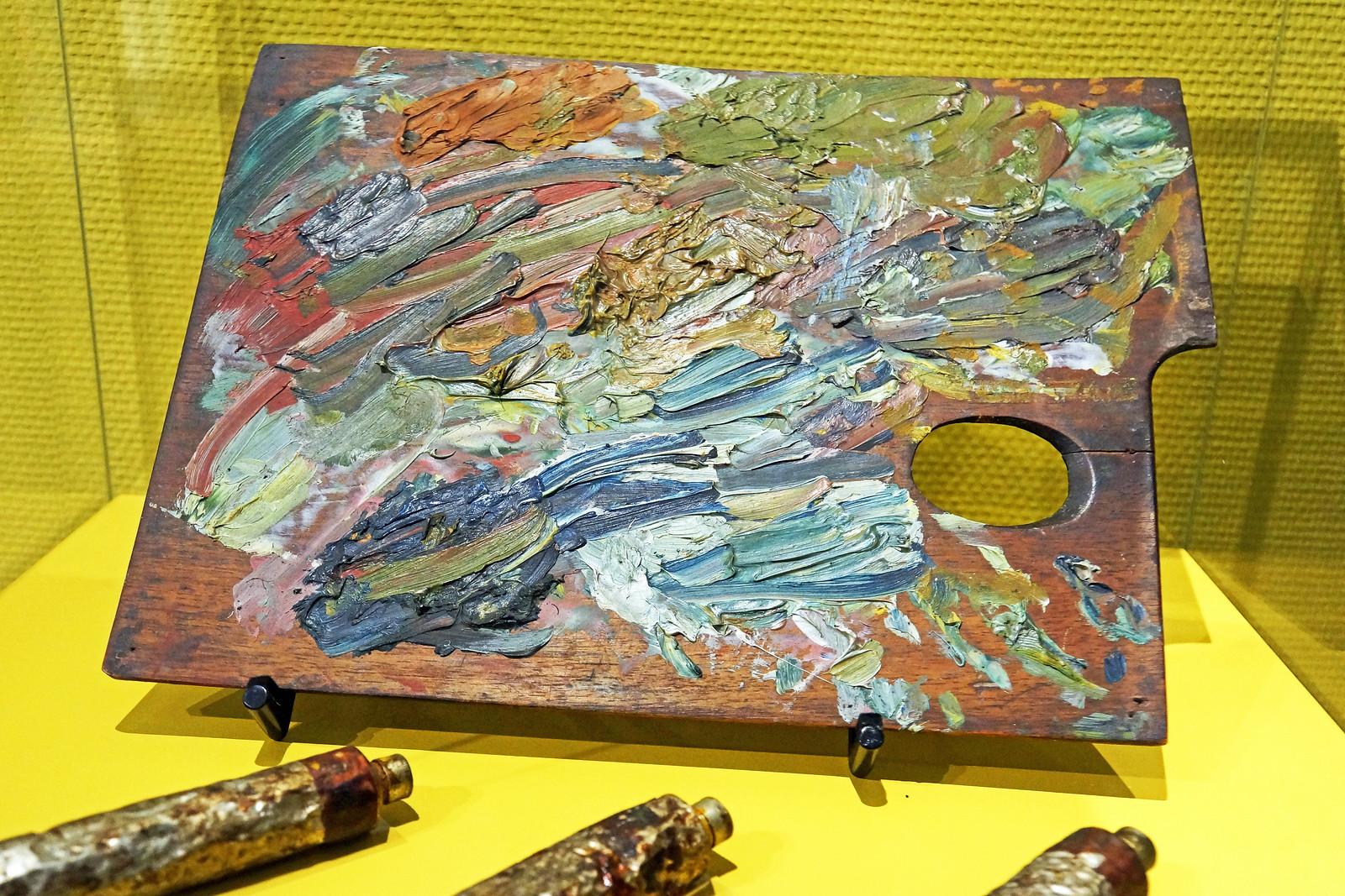 Netherlands-3963 - Van Gogh's Palette | by archer10 (Dennis) (50M Views)