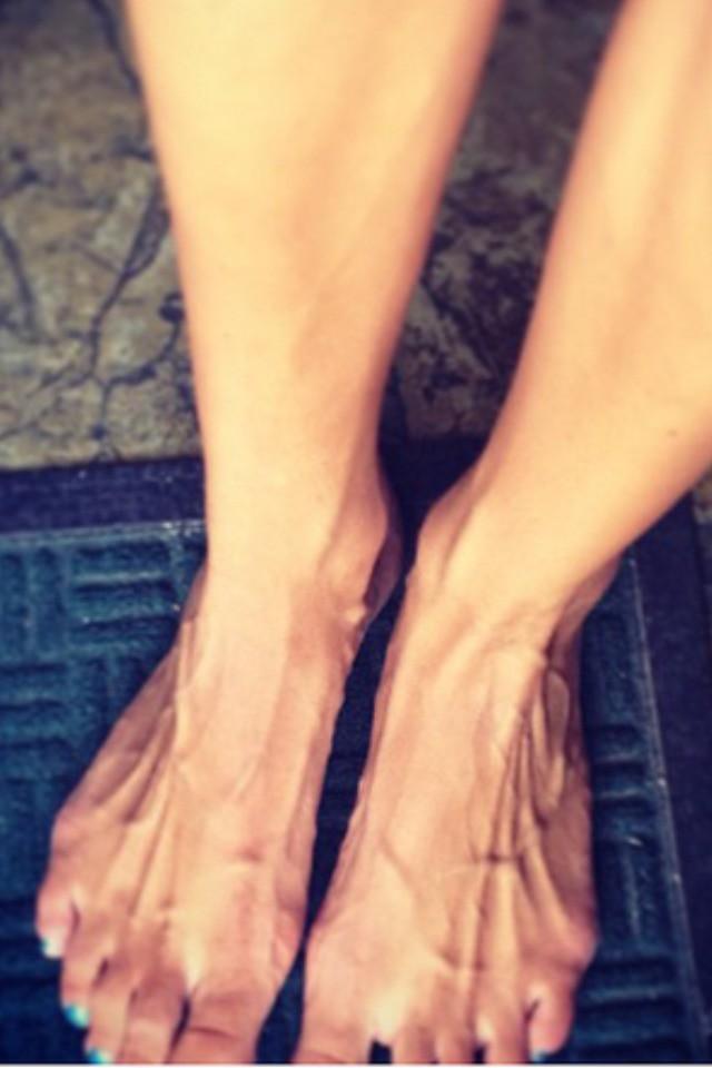 Photos of feets