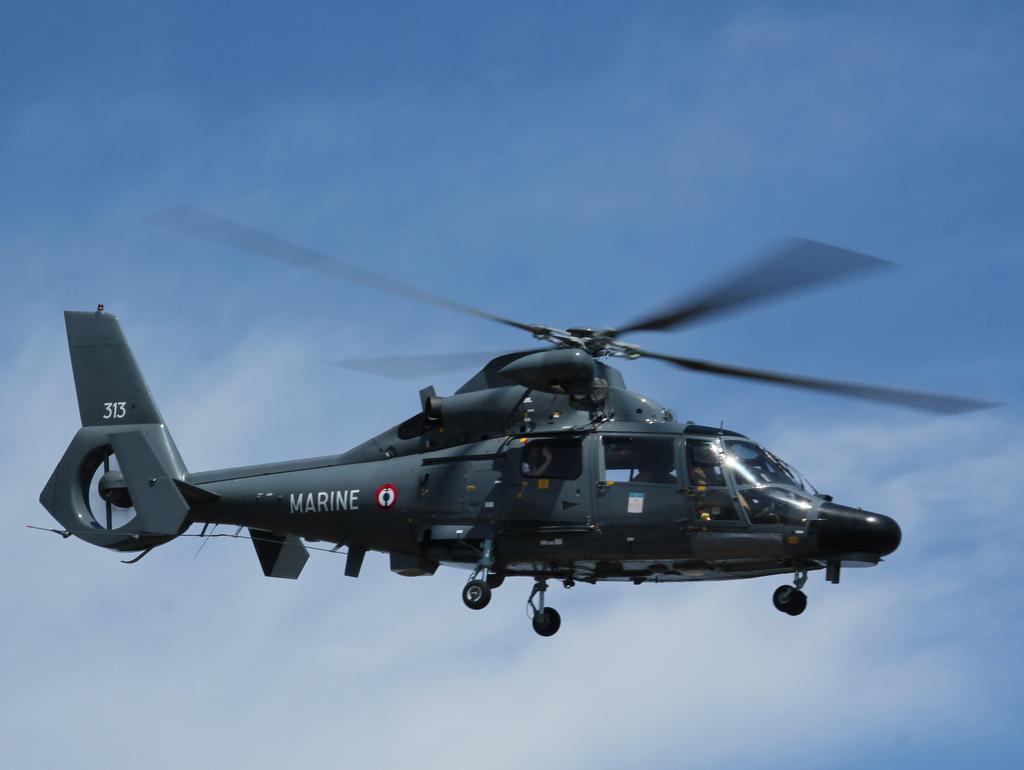 Eurocopter SA365F Dauphin 18666638338_1cdca988a7_b