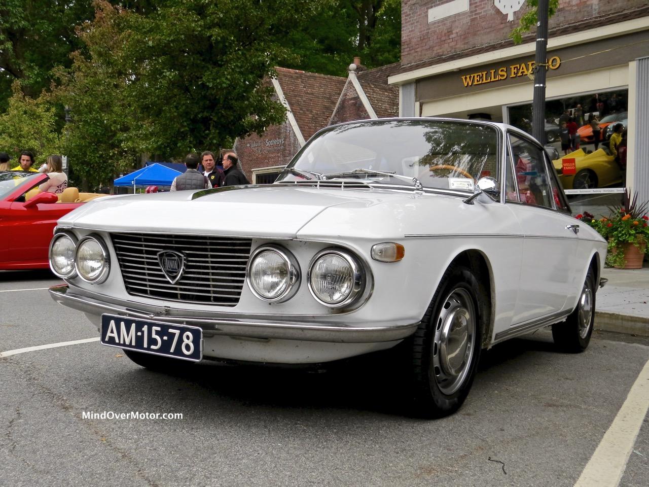 1968 Lancia Fulvia Front