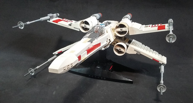 MOC] Original Trilogy T-65B X-Wing - LEGO Star Wars - Eurobricks Forums
