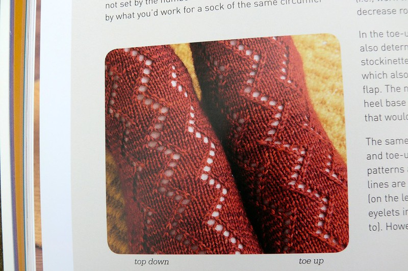 Custom Socks book review | Ginger Makes