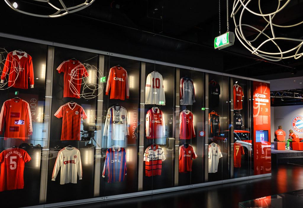 Bayern München Erlebniswelt