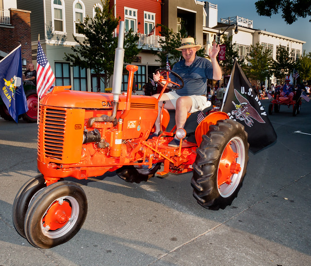 1947 Case Tractor : Case vac flickr photo sharing