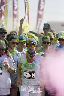 Color Vibe 5K Cheyenne, WY | by dtcchc