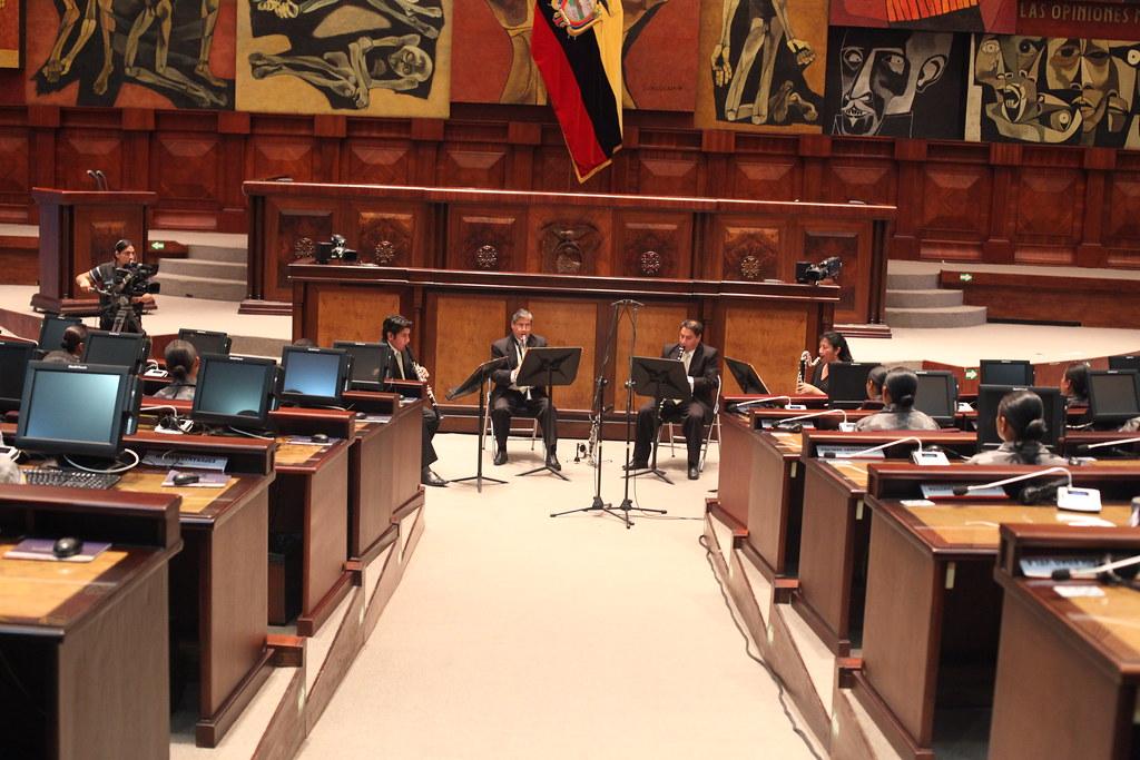 El pleno en sol mayor cuarto programa de la tv legisla for Programa de cuarto