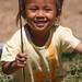 Big Smile, Mendut Temple, Mungkit
