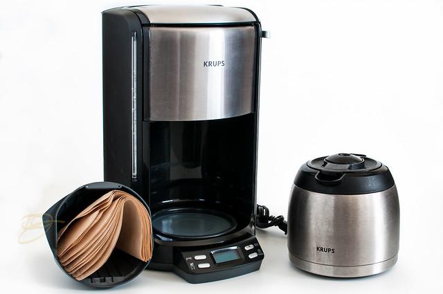 Krups Drip Coffee Maker : Krups Coffee Maker Flickr - Photo Sharing!