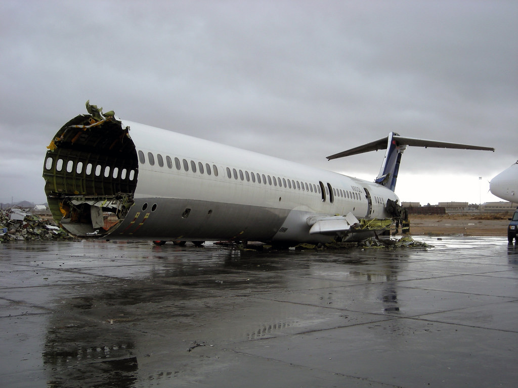Delta MD-88 N901DL VCV 02-16-2009_1 | Former Delta ...