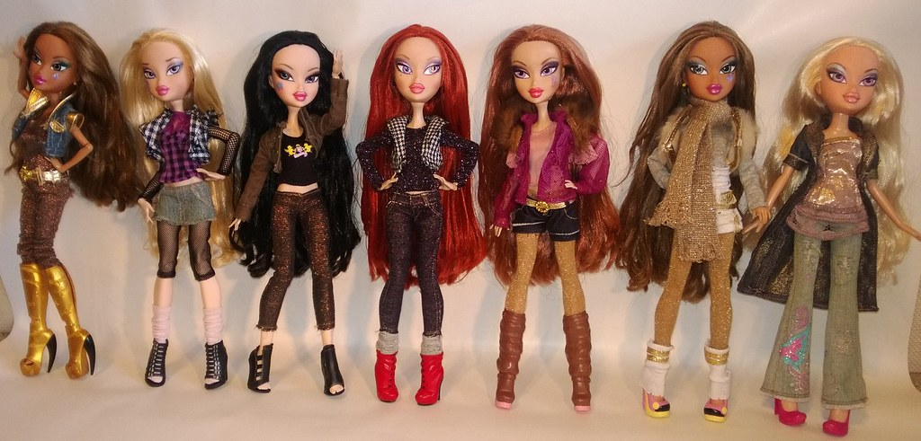 Bratz Fashion Pixiez Hybrids These Are Bratz Fashion Pixie Flickr