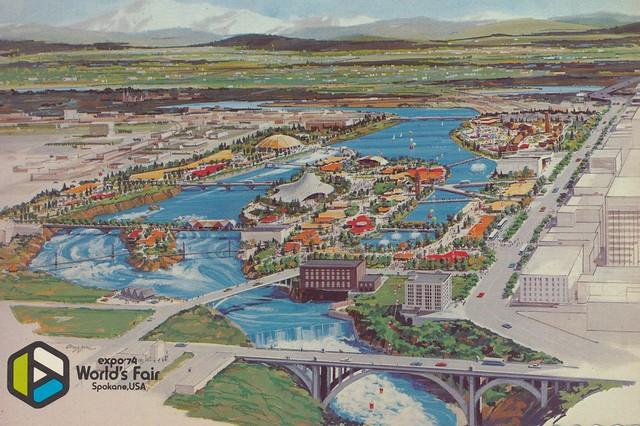 Expo 39 74 Spokane Washington Flickr Photo Sharing