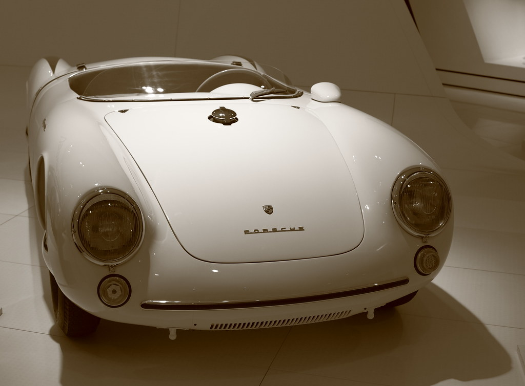 Porsche 550 Spider 2014 Porsche Museum Stuttgart Zuffenha Dmytrok Flickr